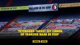 'Feyenoord-target zet zinnen op transfer naar De Kuip'