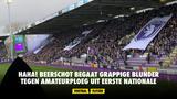 HAHA! Beerschot begaat grappige blunder tegen amateurploeg uit Eerste Nationale