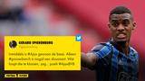 """Ondanks voorsprong zijn Ajax-fans ontevreden: """"Wissel hem aub"""""""