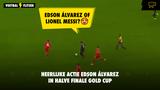 Mexico plaatst zich na thriller tegen Canada voor finale Gold Cup, heerlijke actie Edson Álvarez