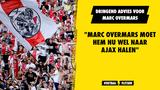 """Dringend advies voor Marc Overmars: """"Haal hem gelijk naar Ajax"""""""