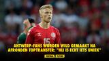 """Antwerp-fans worden wild gemaakt na afronden toptransfer: """"Hij is echt iets uniek"""""""
