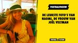 De leukste foto's van Naomi, de vrouw van Joël Veltman