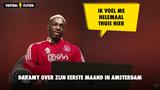 """Daramy over zijn eerste maand in Amsterdam: """"Ik voel me helemaal thuis hier"""""""
