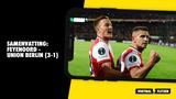 Samenvatting: Feyenoord - Union Berlin (3-1)