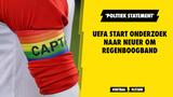 Update: UEFA stopt onderzoek naar Neuer om regenboogband