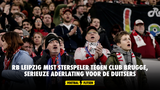RB Leipzig mist sterspeler tegen Club Brugge, serieuze aderlating voor de Duitsers