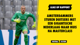 Cijfers Ajax-Borussia Dortmund: Berghuis en Pasveer blinken uit